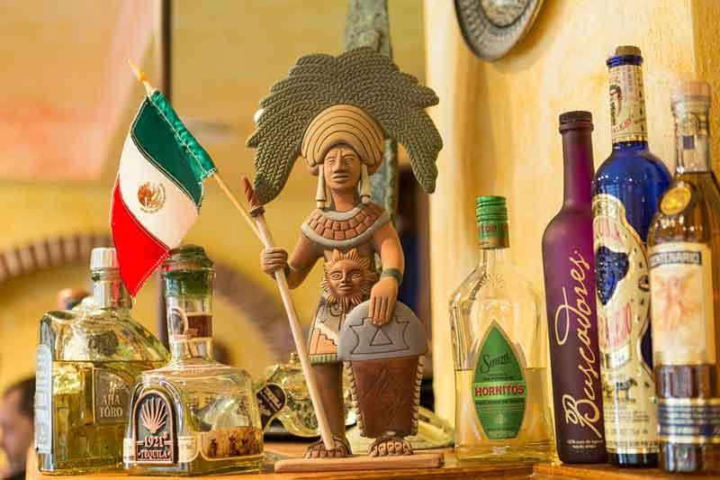 El-Azteca-Mexican-Restaurant-Interlaken-Tequilla